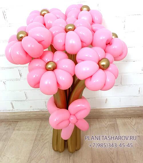 Купить букет из воздушных шаров в Москве